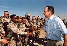Bush_troops